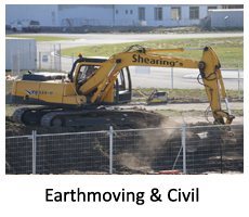 Earthmoving & Civils